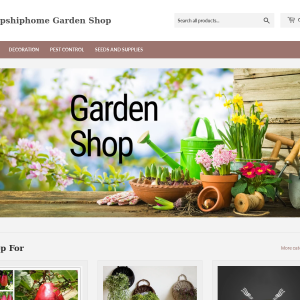 garden supplies dropshipping